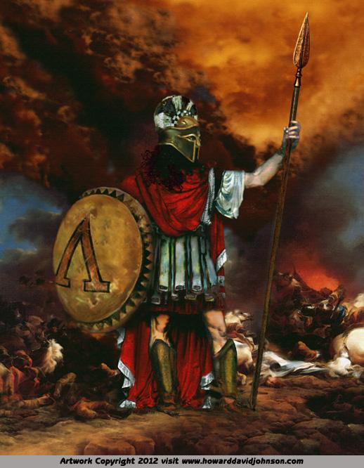 Anu 3d Name Wallpaper Ares God Of War The Johnson Galleries Reprint 122