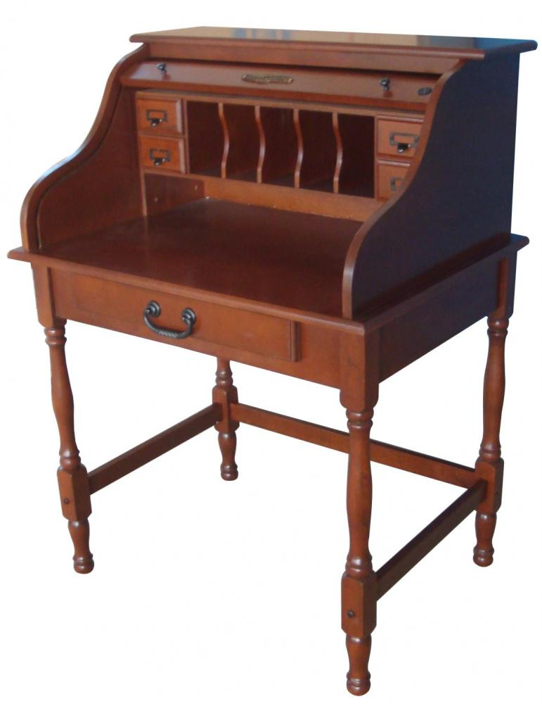 Small Roll Top Desk  Howard Hill Furniture