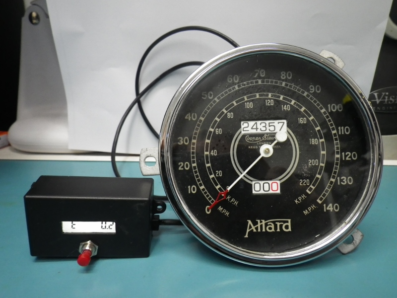 Vdo Speedometer Gauges Wiring Diagram