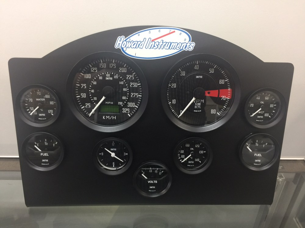 medium resolution of gt40 electronic full sweep gauges