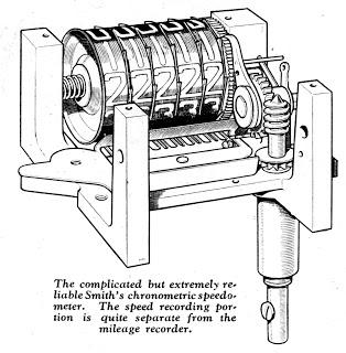 vdo gauges tachometer smiths chronometric marine