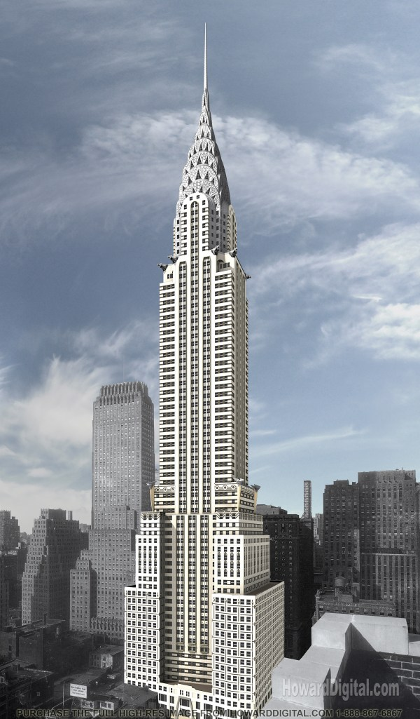 Chrysler Building New York