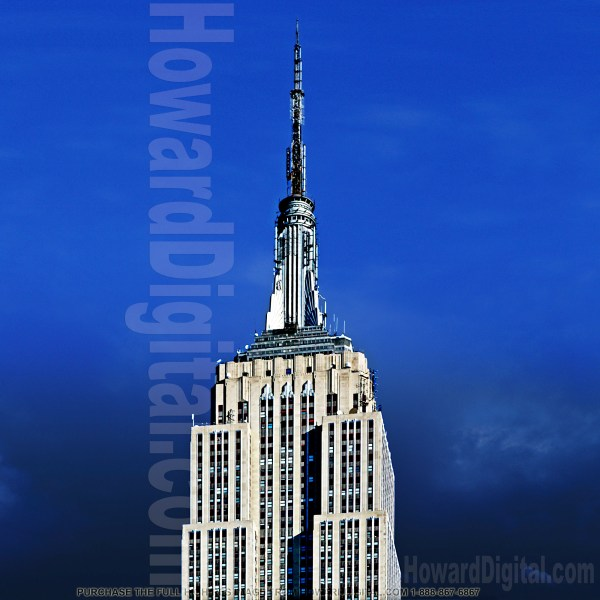 Empire State Building Top