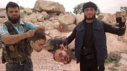 MUSLIM BEHEADINGS