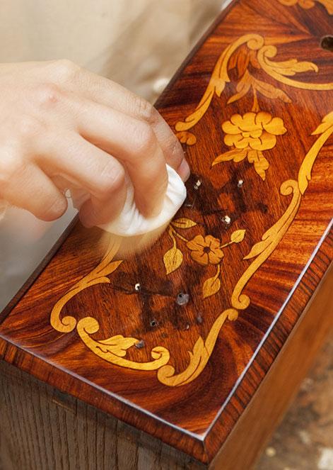 Orange Oil Wood Polish  Howard Products