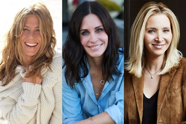 Jennifer Aniston, Courteney Cox, and Lisa Kudrow All Sit Down for a  Friendly Stern Show Interview | Howard Stern