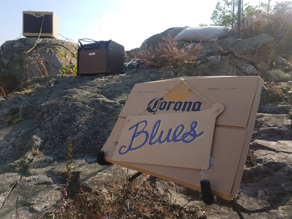 Corona Blues, Sweden 2020