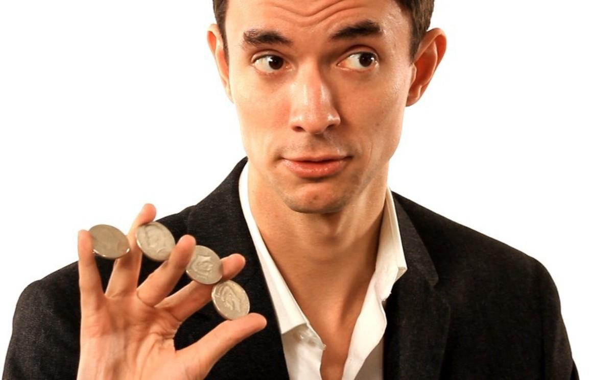 How to Do Magic Coin Tricks with Matt Wayne - Howcast