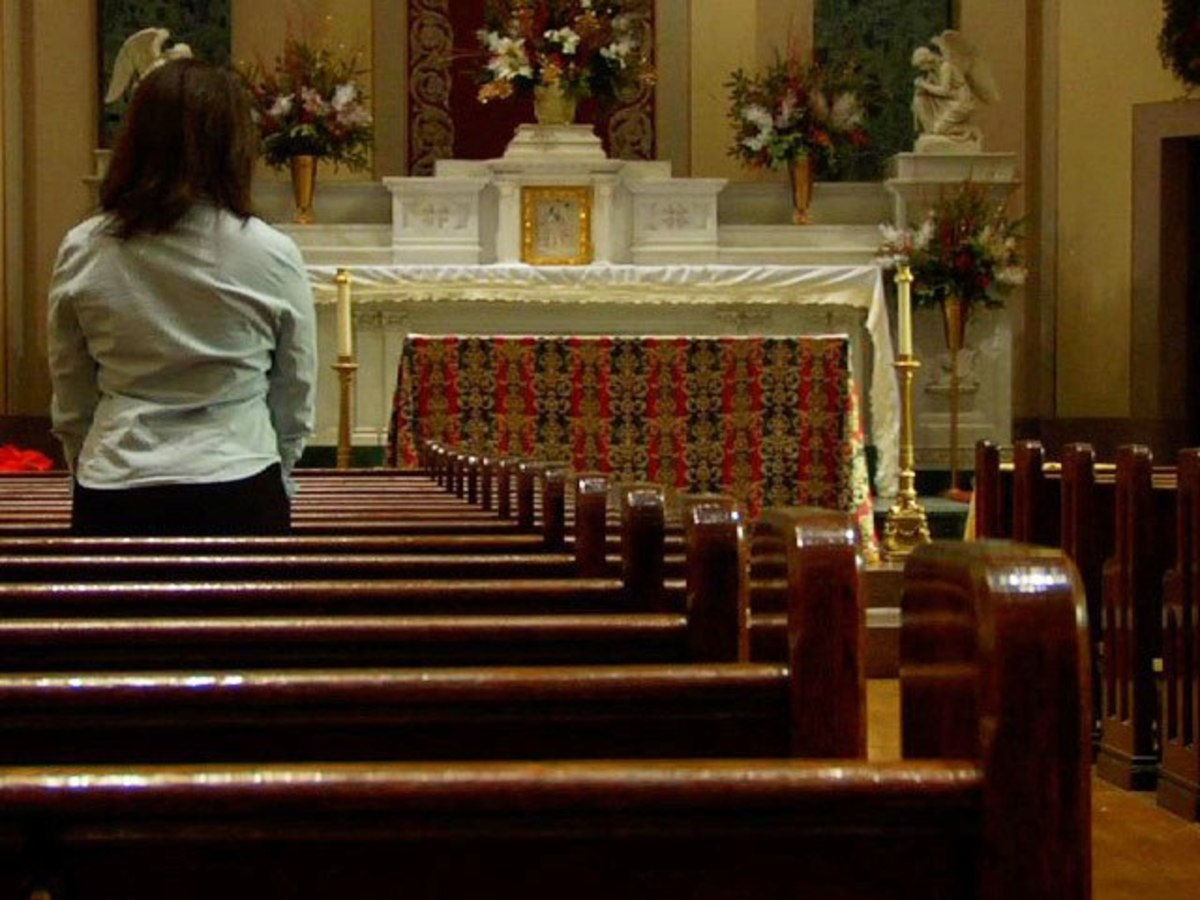 How To Say The Act Of Contrition
