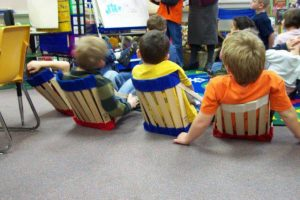 rocking chair for autistic child drafting office howdahug seat sensory chairs kids flexible seating the benefits of a in your classroom