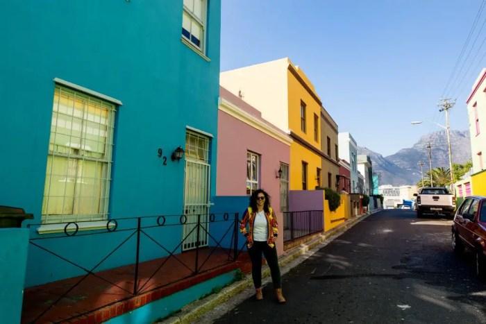 Bo Kaap history - visiting the colorful houses of Bo Kaap