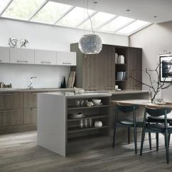 Grey Kitchen Island Lighting Ideas Inspiration Howdens 1 All Wrapped Up