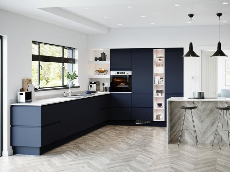Blue Kitchen Ideas Kitchen Colour Ideas Howdens