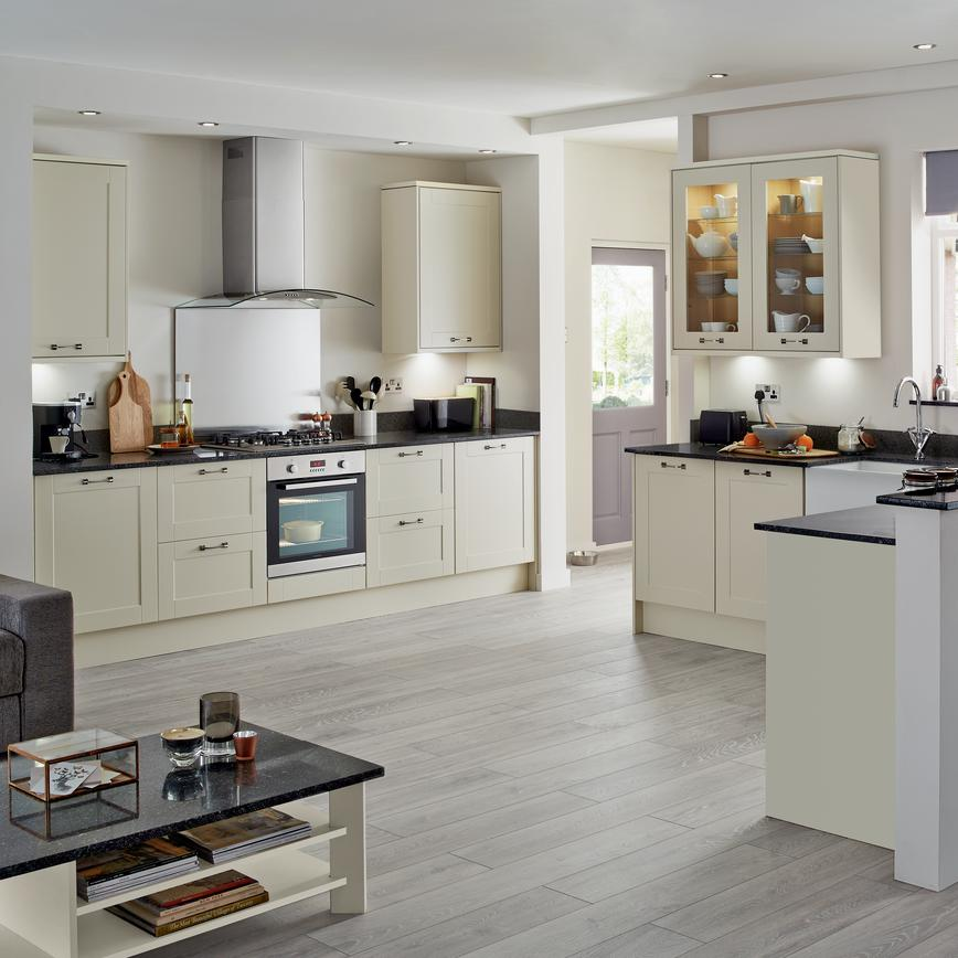 On Style Today 2020 08 01 Charming Cream Kitchen Ideas Here