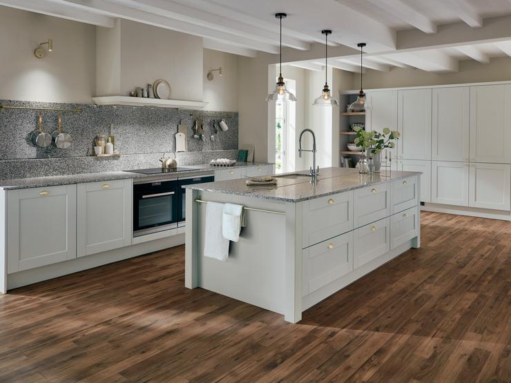 L Shaped Kitchen Layout L Shaped Kitchen Design Howdens
