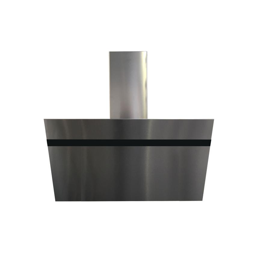 Lamona Stainless Steel Angled Extractor Howdens