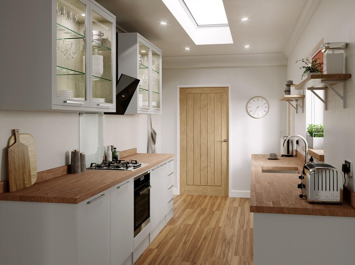 Galley Kitchen Ideas Kitchen Layout Ideas Howdens