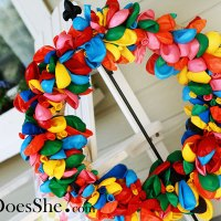 Entertaining Wreaths {Try that Tuesday}