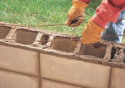 How to Lay Concrete Block12
