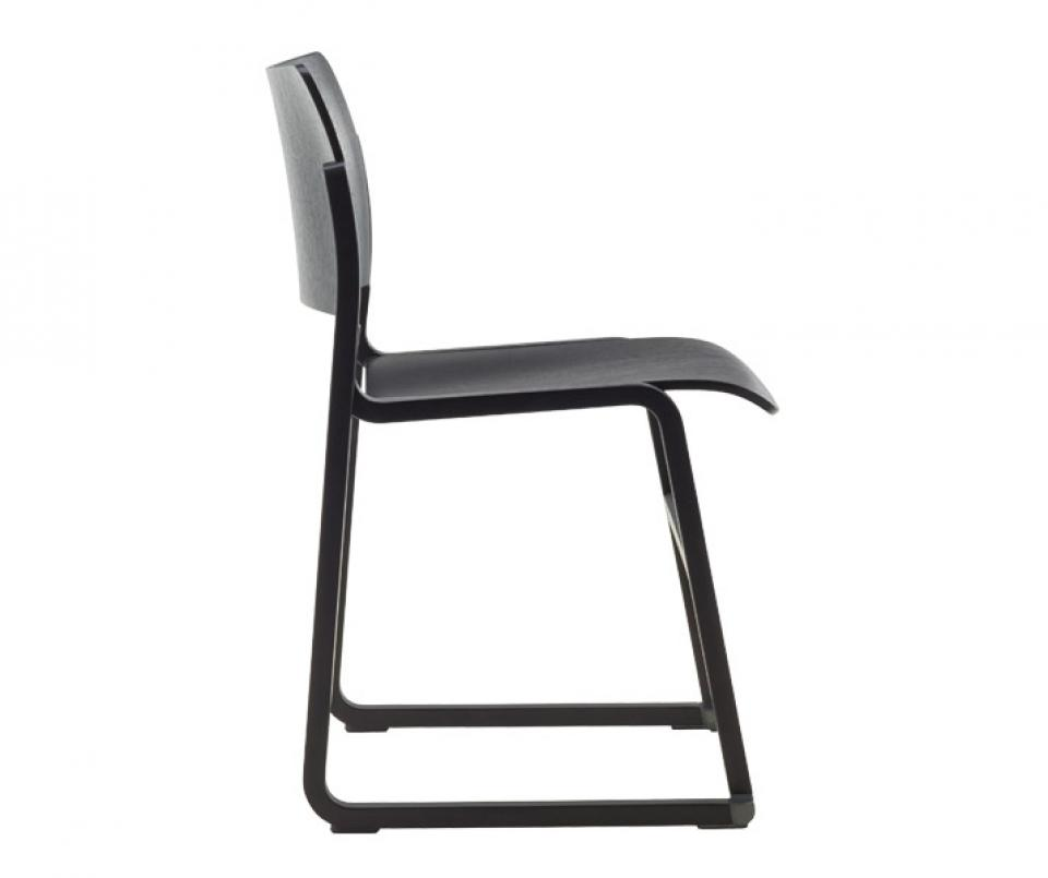 david rowland metal chair cover rentals wilmington nc the 40 4 by is first truly stackable wood frame stack linking