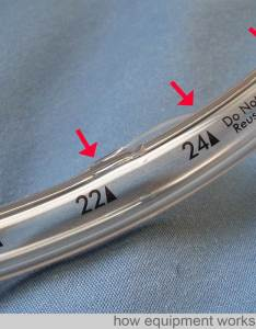 Length markings also tracheal tubes explained simply rh howequipmentworks