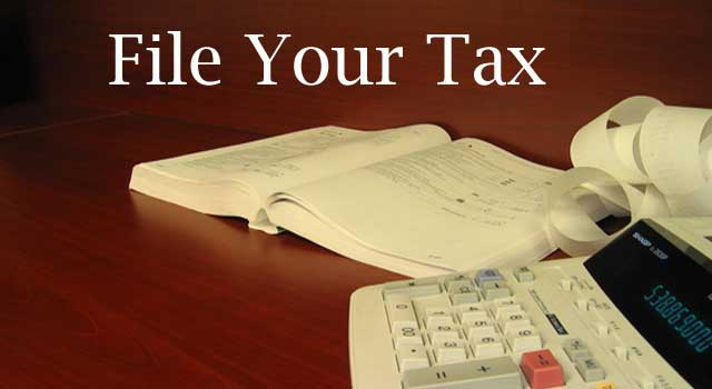 How to File Your Taxes online