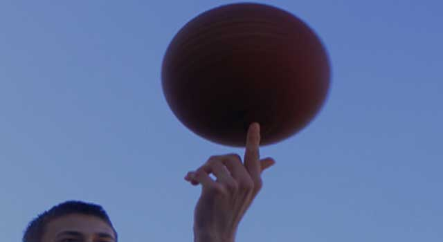 How to spin a football on Your Finger