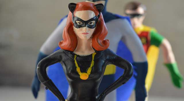 How to Make a Cat Woman Costume