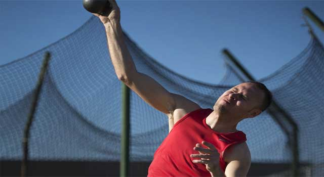 How to Throw a Shot Put