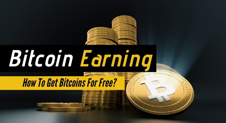 "Top popular ways to get ""free"" bitcoins in 2020"