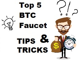 TOP 5 Bitcoin Faucet in 2020
