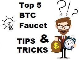 TOP 5 Bitcoin Faucet in 2020