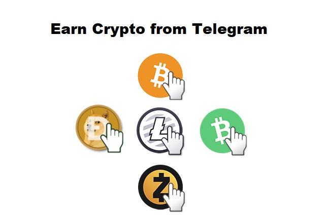 Earn Free Crypto on Telegram