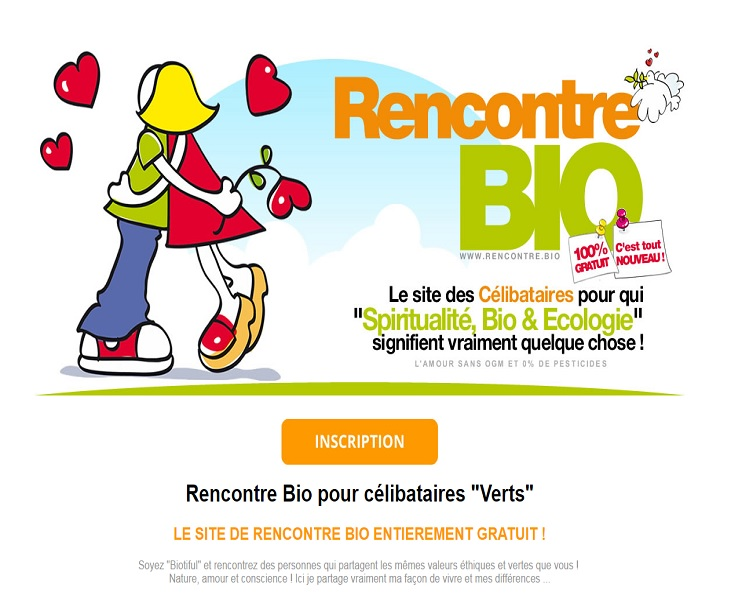 Site rencontre bio nature