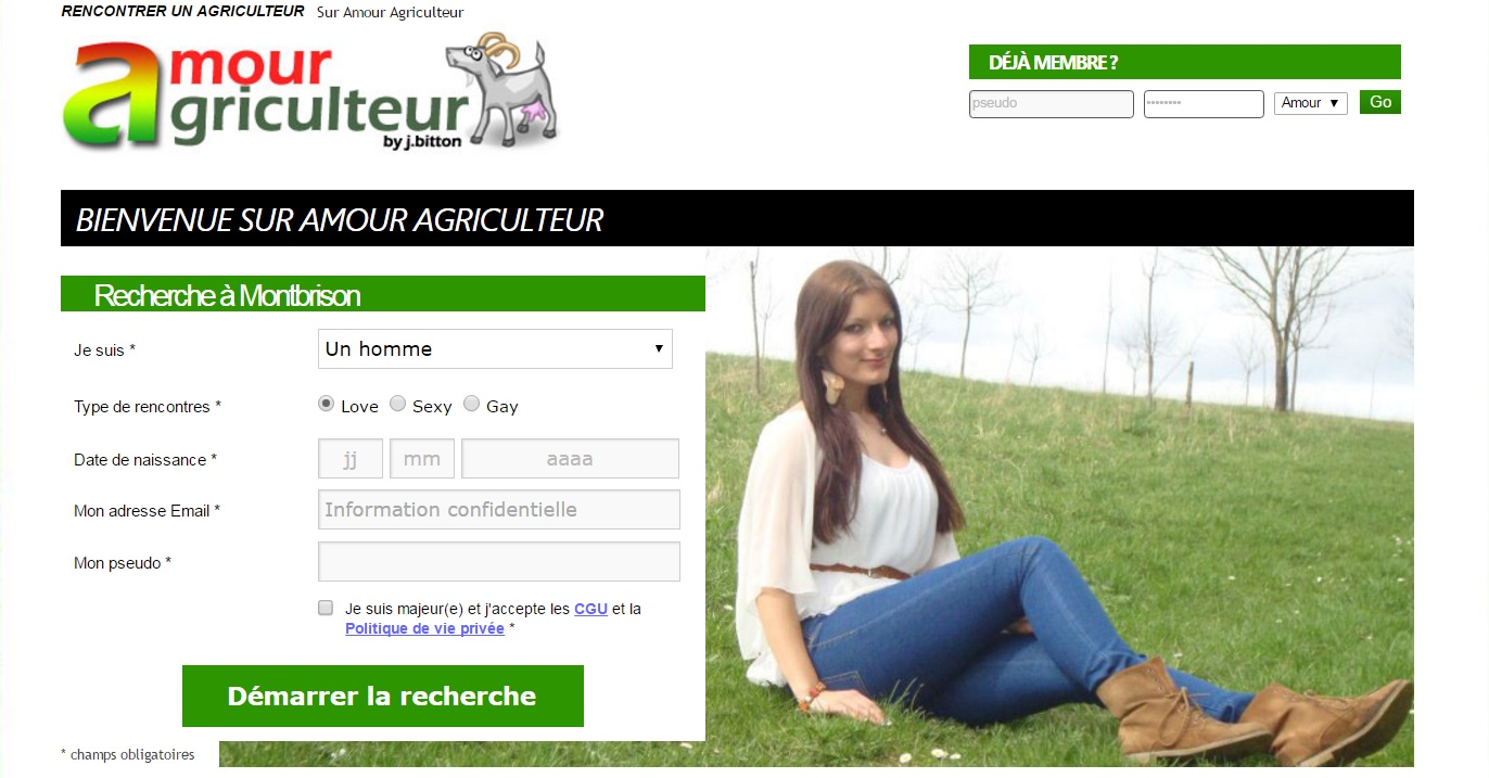 Contact rencontre agriculteur