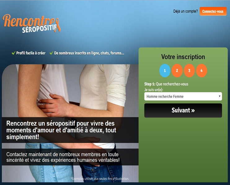 Site de rencontre seropositif gay
