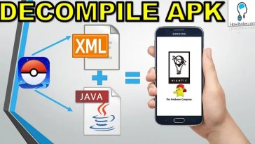 Decompile APK Get Java + Xml Change Apps