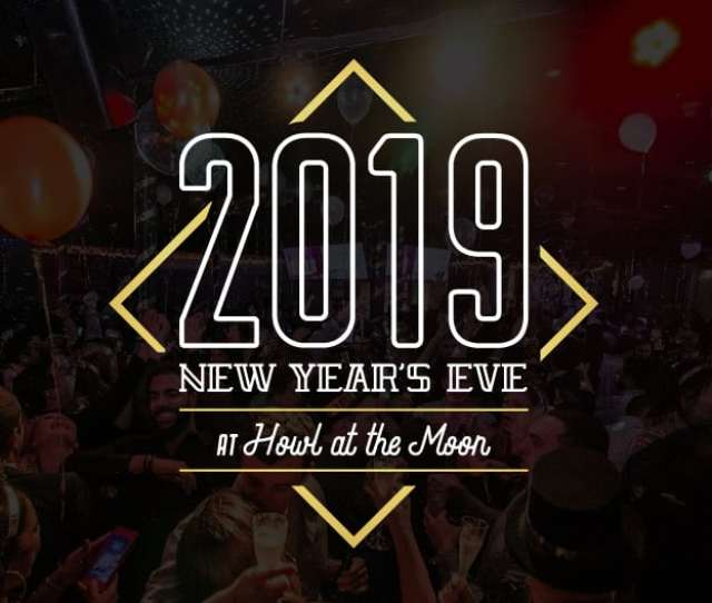 Are You Ready To Have The Best New Years Eve Party To Date Then Book A New Years Eve Package With Howl At The Moon Hollywood