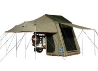 Trailer Top Tent - Howling Moon