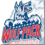 "CRAWFORD: AETNA AND WOLF PACK CONTINUE TO GROW ""AETNA AMATEUR HOCKEY"" PROGRAM"