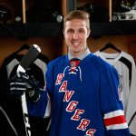 RANGERS AGREE TO TERMS WITH  FORWARD GABRIEL FONTAINE