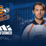TOSTI:CALEB HERBERT WINS AMI GRAPHICS / ECHL PLUS PERFORMER OF THE MONTH