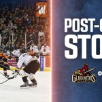 TOSTI:SWAMP RABBITS ROLL TO 5-3 VICTORY OVER GLADIATORS