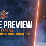 TOSTI: GREENVILLE AND ATLANTA SET FOR BATTLE IN THE UPSTATE