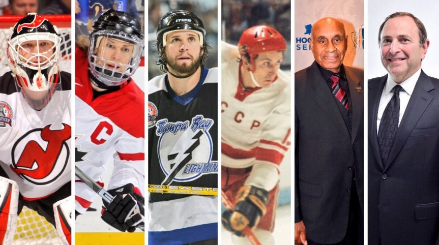 CANTLON  NHL ANNOUNCES 2018 HALL OF FAME INDUCTEES 00bd43f63