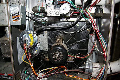 Furnace Fan Motor Replacement Motor Repalcement Parts And Diagram