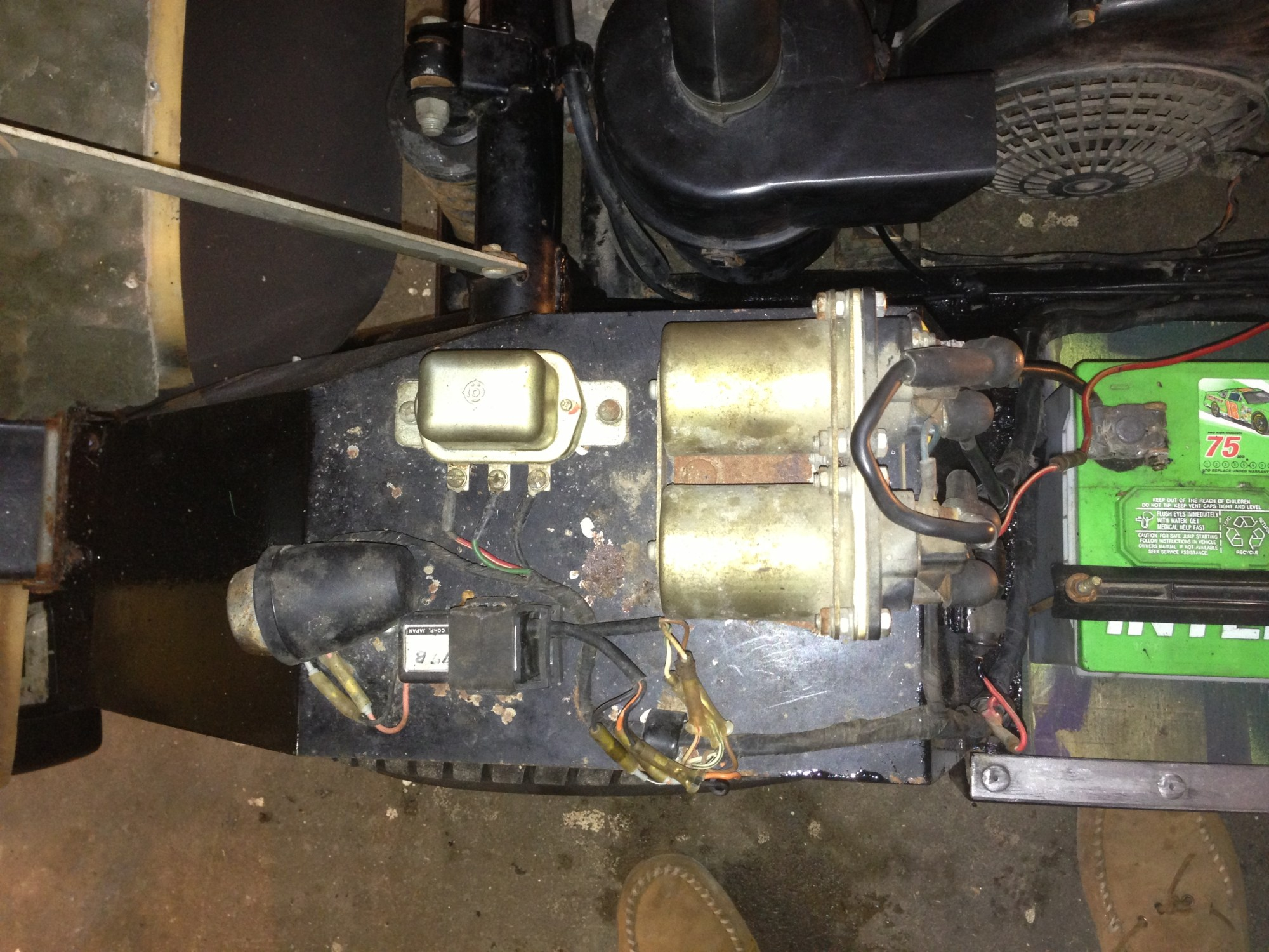 Yamaha G16 Starter Wiring   Wiring Liry on