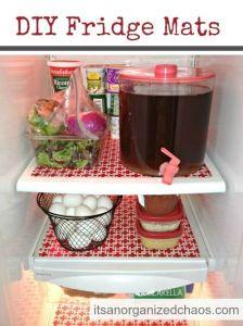 fridge mats