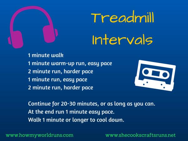 Treadmill Intervals