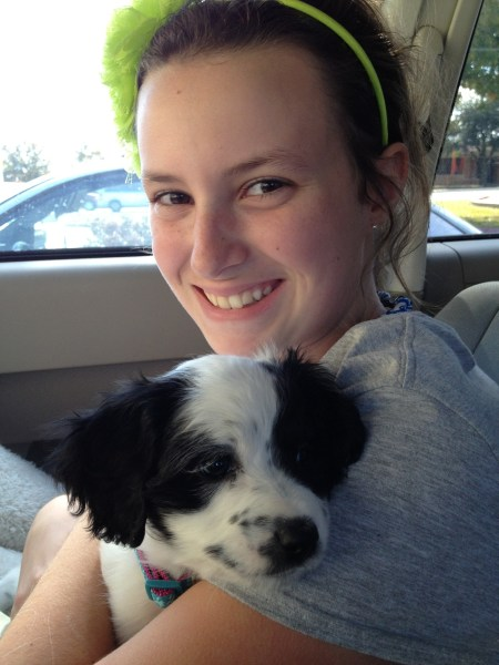 Molly coming home